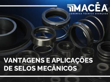 Vantagens e Aplicações de Selos Mecânicos